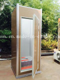 Tocador público prefabricado/de la casa prefabricada móvil/casa convenientes