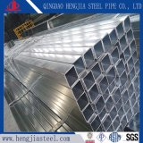 Tubo d'acciaio del quadrato del carbonio di Ss330 S235jo Q235 per la struttura d'acciaio