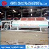 ASME 20000L LPG 주유소/플랜트 10tons LPG 주유소