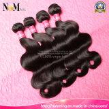 Оптовые первоначально Unprocessed выдвижения волос Китая девственницы человеческих волос Remy