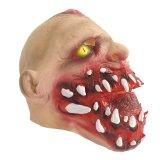 Зомби Skull Halloween Latex Autopsy с Chest Horror Dress Costume Party Masks