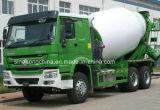 De Vrachtwagen van de Concrete Mixer van Sinotruk HOWO 6X4 8m3