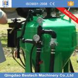 Dustless/máquina de chorro de arena mojada de agua de la máquina de limpieza criogénica de voladura /