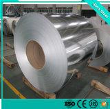 0,12*750mm DX51d SGCC Gi en acier recouvert de matériaux de construction de la bobine de tôle de toit