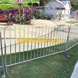 Барьер управлением толпы, пешеходный барьер для случая