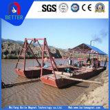 Le dragueur d'extraction de l'or de moteurs diesel de constructeur de la Chine pour la mer/les déchirent/fonctionnement de lac