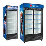 Холодильник дисплей для напитков