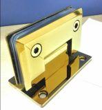 Шарнир снятых кромок стеклянный фикчированного на стене (HR1500H-1)