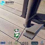 Barata y de alta calidad WPC techado de China