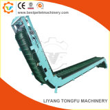 Los fabricantes inclinar Transportador de cinta de transferencia con el precio de fábrica