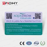 Nouveau produit QR Code Ntag203 carte RFID pour le contrôle des accès