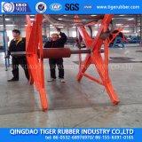 Ленточный транспортер резиновые St4000 стальной трос резиновые ленты транспортера