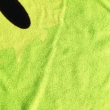 De Druk van de Cirkel van het Fruit van Microfiber om de Handdoek van het Strand