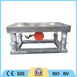 China-Qualitäts-Schwingung-Schüttel-Apparattisch für Metallkästen