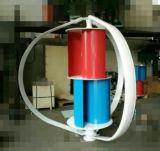 100W 200W 300W 400W 500W Turbine van Vawt van de As van de Turbine van de Wind van de Generator van Maglev van de Turbine van de Wind de Verticale Verticale met Regelgever of Controlemechanisme en van de Omschakelaar van het Net