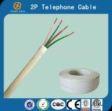 Openlucht Draad 4 van de Telefoon de Kabel van de Telecommunicatie van de Kern