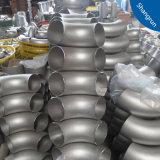 Codos inconsútiles de la autógena de tope del acero inoxidable de ASME/ANSI B16.9 316L