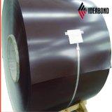O preço do competidor Pre-Painted a bobina de alumínio para o material composto de alumínio