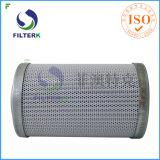 Acciaio inossidabile della cartuccia del filtro dell'olio di Filterk 0160d003bn3hc nella riga filtro