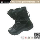 La cheville extérieure noire neuve de chaussures occasionnelles amorce la chaussure 20210 d'hommes de chaussures d'armée