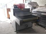 Serigrafía de la máquina de secado UV