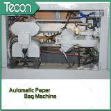 Máquina automática de saco de cemento de la bolsa de cemento de la bolsa de papel Kraft