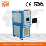 Machine totalement fermée d'inscription de laser de fibre de matin de Mt-F20c à vendre