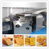 De Snacks die van Saiheng de Lopende band van het Koekje van de Machine Maken