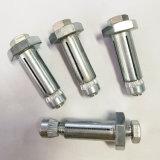 Parafuso da cavidade da escora da expansão M16 para as aplicações de aço
