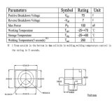 LCD&PadのためのRoHSの2-200kオーム感光性IC