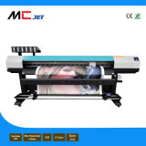 Печатная машина гибкого трубопровода цифров Eco-Растворителя Mcjet с печатающая головка Epson Dx10
