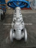 """Um216 Wcb 4"""" 300 lb válvula gaveta de haste ascendente (Z41H-300LB-4"""")"""