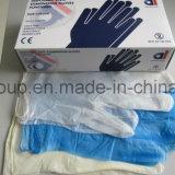 Одноразовые виниловых перчаток для обработки продуктов питания и общего назначения
