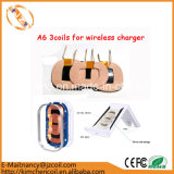 세륨 FCC&RoHS Certificate를 가진 A6 Qi Wireless Charger Car Coil