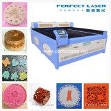 Estaca quente do laser do produto e máquina de gravura para o couro