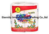 Soft 2 rolo de tecido de papel higiénico Ply