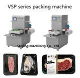La viande de gros aliments pour poissons de la peau de dépression de l'emballage / machine de conditionnement Facotry