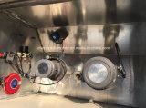 4 ejes de la capacidad pesado Tanque de combustible de 1200 a 1300 galones de remolque cisterna