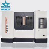 Vmc600L en acier inoxydable 5 axes CNC Centre d'usinage vertical