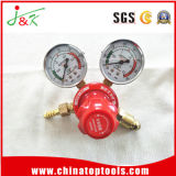 Изготовления газовый регулятор диссугаза кислорода прямой связи с розничной торговлей латунный