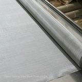 304 316 Tecidos de aço inoxidável para filtro de malha quadrada