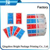Ламинированной бумаги для упаковки из алюминиевой фольги спиртом тампоном упаковки