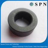 Disco de cerâmica/ferrite sinterizada Anel Multipole micromotor de Íman Permanente
