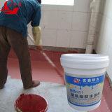 Material impermeável de cozinha de Poliuretano Revestimento impermeável de cor vermelha