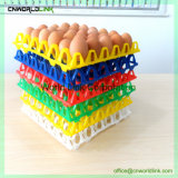30 отверстий для объединения в стек для изготовителей оборудования и Nestable пластиковый контейнер для яиц