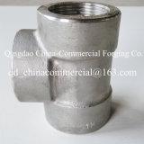 La fundición de acero al carbono Butt-Welding racor para tubo Tubería