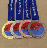 Medalhão de Karaté da Medalha de Metal de Fornecimento de Fábrica Custom para concerto de Karate