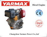 Moteur diesel refroidi par air Single-Cylinder YM188f