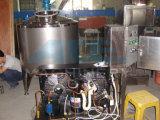 Refrigerador vertical de tragante abierto sanitario de la leche del tanque 300~1000liter del enfriamiento de la leche (ACE-ZNLG-T1)