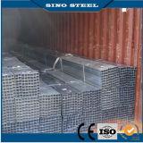 Tubo quadrato galvanizzato del quadrato di Gi del tubo d'acciaio con il prezzo ragionevole